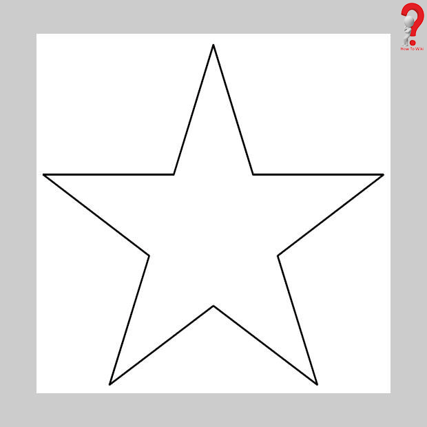 How To Create Printable Star Template Pdf How To Wiki