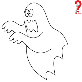Draw a Ghost Easy