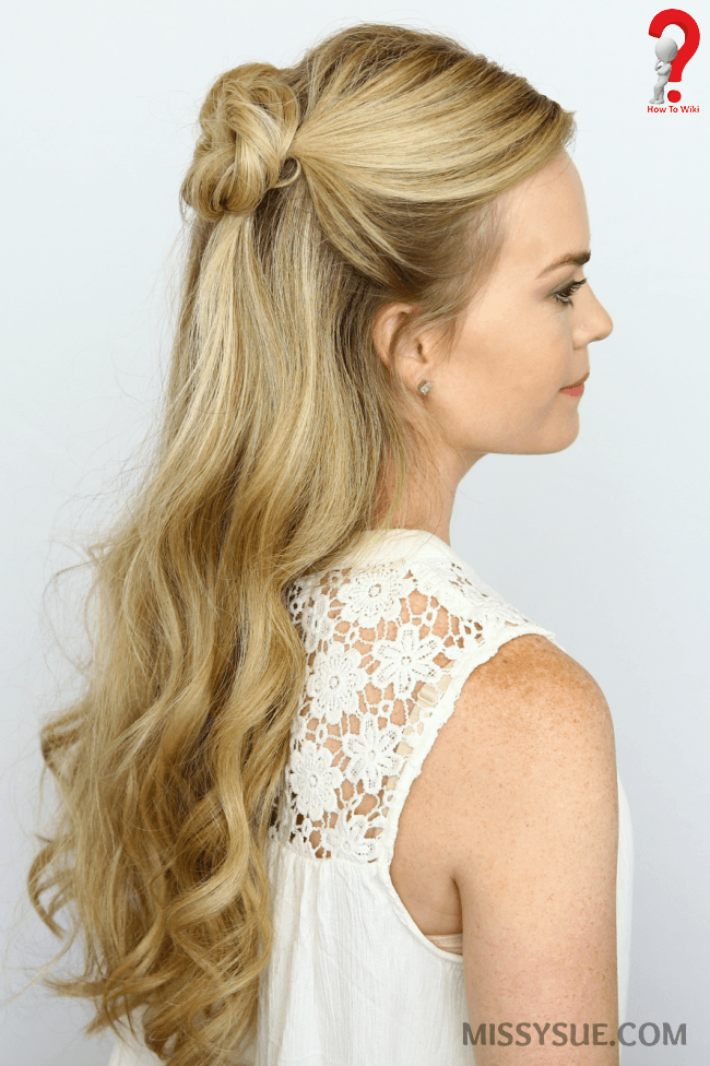 How To Do Space Buns Easy Steps For Long Short Hair How To Wiki