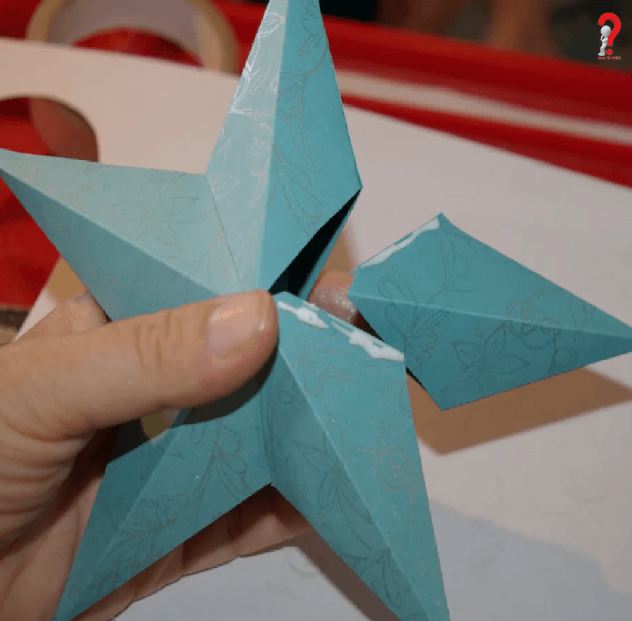 How To Create Large 3D Star