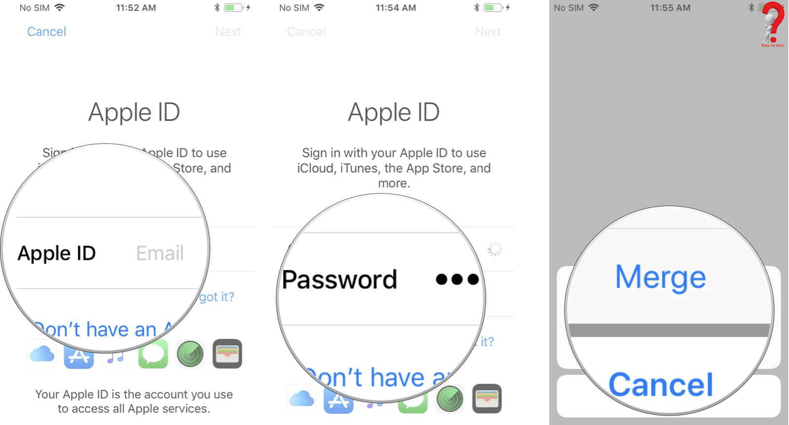 Change Apple ID On iPhone Without Password