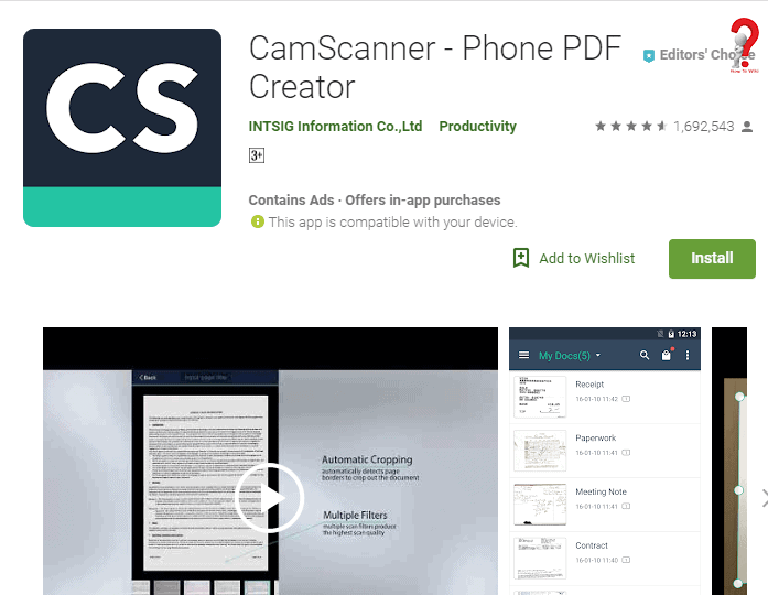 Create PDF in Mobile