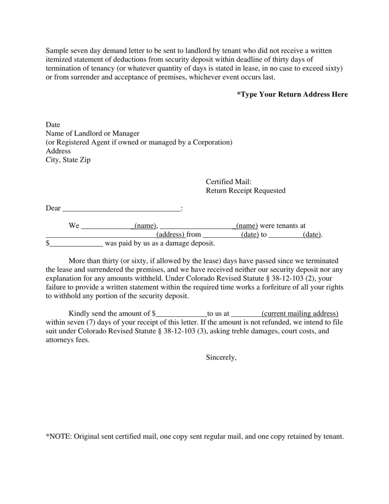 how to write a letter of demand sample format  how to wiki
