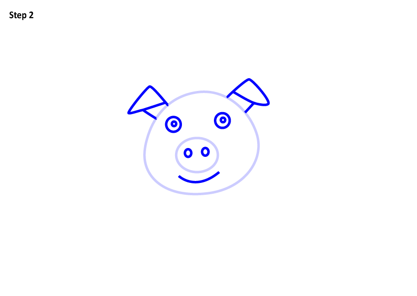How To Draw a Pig For Kids – Complete Guide