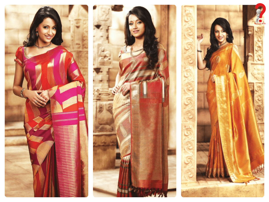 Methods to Wear a Saree for a Wedding