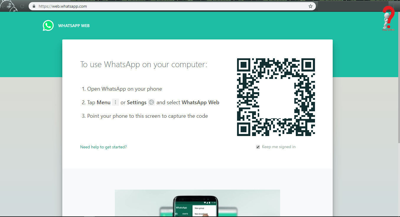Ways To Use Whatsapp On PC