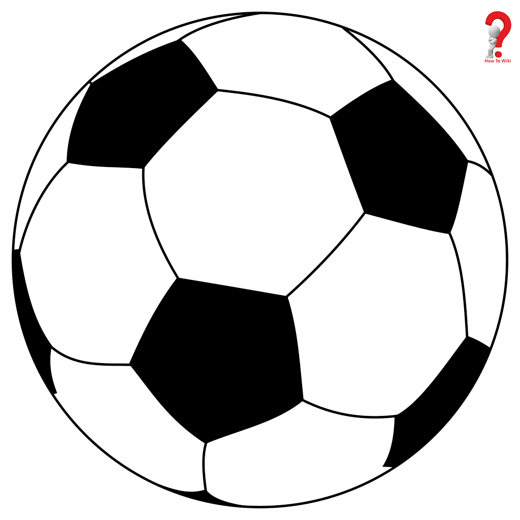 draw soccer ball