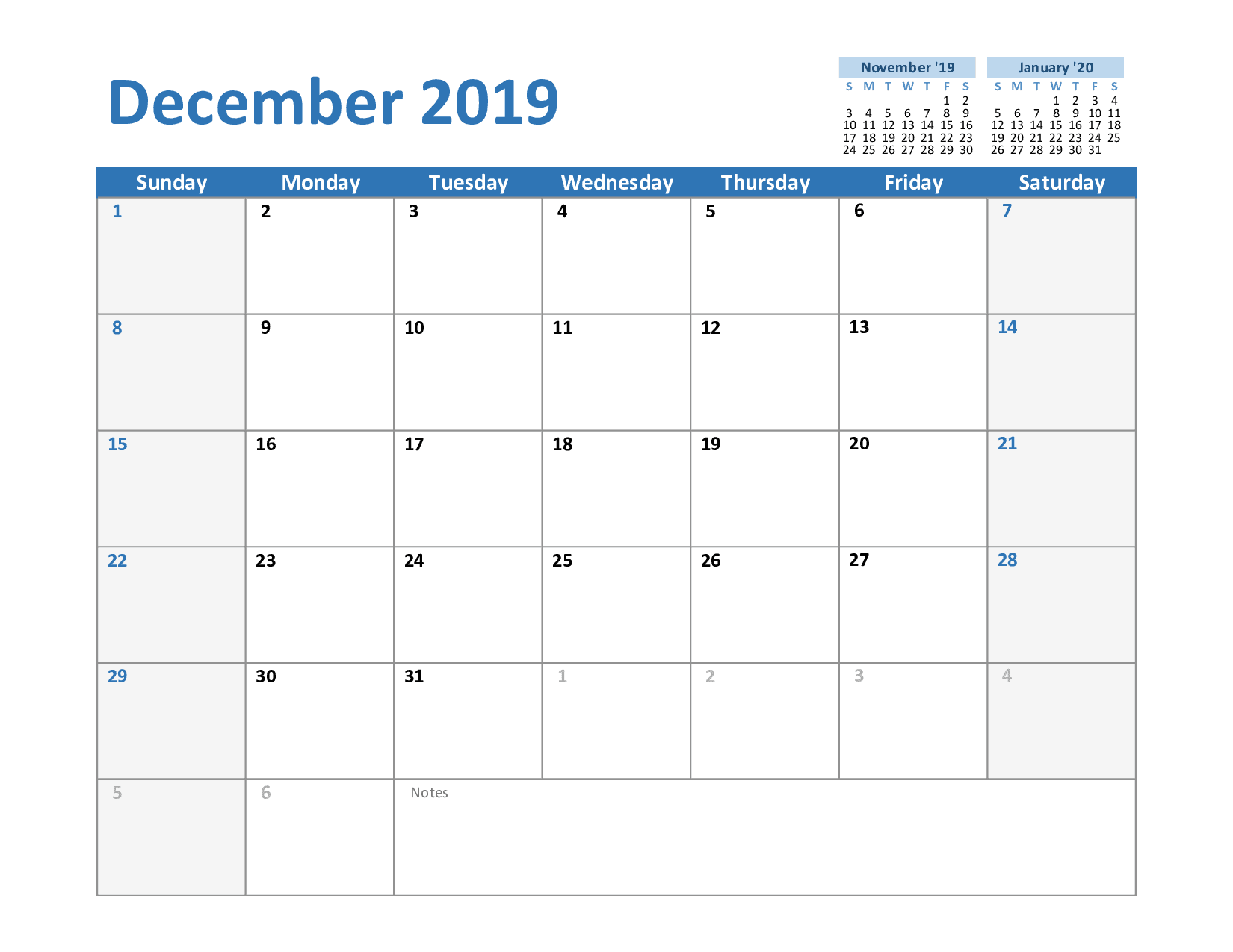 how to schedule your month with december 2019 printable