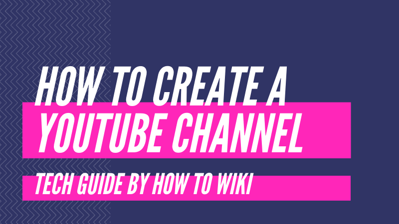 How To Create A YouTube Channel On Desktop | YouTube Guide