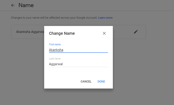 Ways To Change YouTube Username