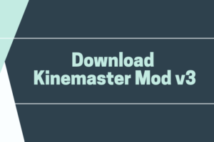 Download Kinemaster Mod v3
